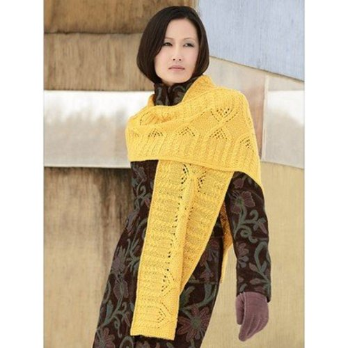 Blue Sky Fibers Czarina Wrap - Czarina Wrap Download (CWPDF)