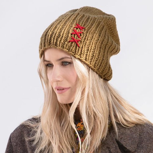 Blue Sky Fibers Glidden Hat PDF -  ()