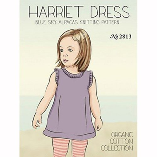 Blue Sky Fibers Harriet Dress - Download (2813PDF)