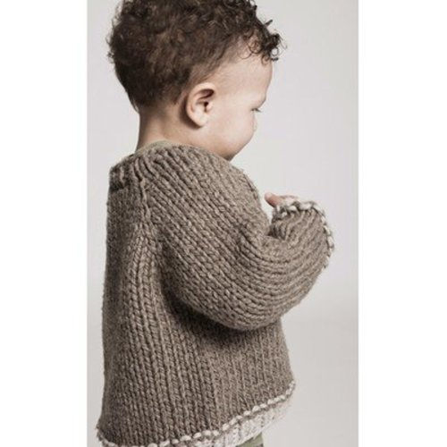 Blue Sky Fibers Jack and Jill Jumper PDF -  ()