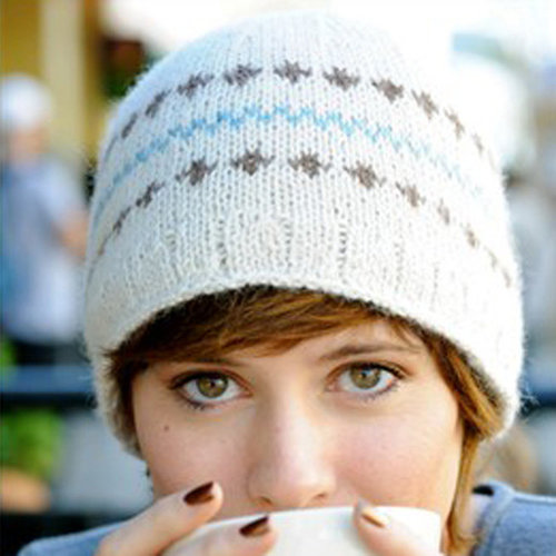 Blue Sky Fibers Java Cloche (Free) -  ()