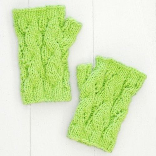 Blue Sky Fibers Jive Mitts PDF -  ()