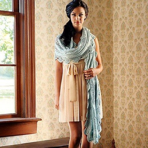 Blue Sky Fibers Kaw Valley Wrap PDF - Download (KVWPDF)