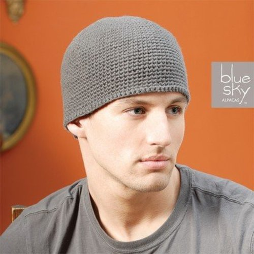 Blue Sky Fibers Men's Beanie -  ()