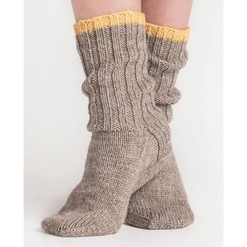 Blue Sky Fibers Sanborn Socks PDF -  ()