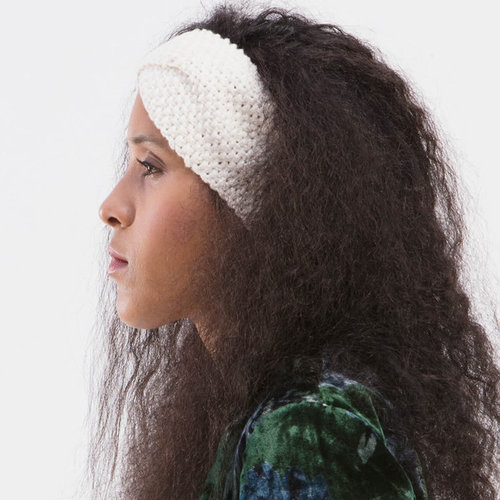 Blue Sky Fibers Sunrise Headband PDF -  ()