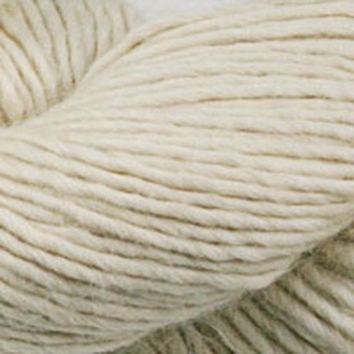 Blue Sky Fibers Suri Merino Worsted - Snow (410)