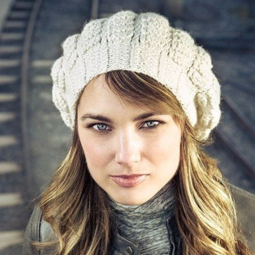 Blue Sky Fibers Sweet Sixteen Hat - 3819 - Download (3819PDF)