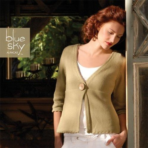 Blue Sky Fibers Swing Cardigan -  ()