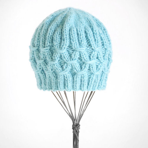 Blue Sky Fibers Techno Hat (Free) -  ()