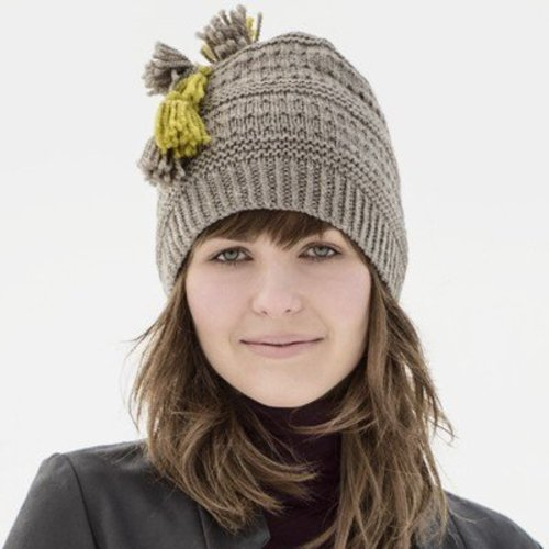 Blue Sky Fibers Tonka Bay Toque PDF -  ()