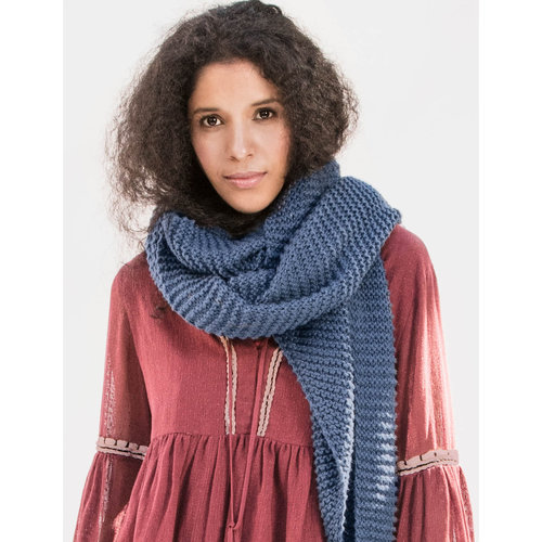 Blue Sky Fibers Waverly Wrap PDF -  ()