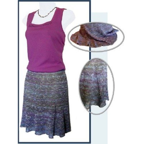 c2knits Trixie Skirt PDF -  ()