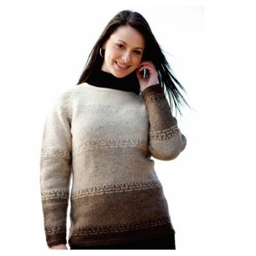 Cascade Yarns A137 Single Stranded Tunic (Free) -  ()