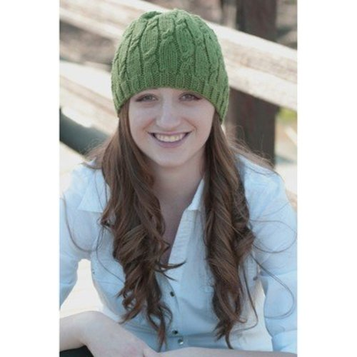 Cascade Yarns A193 Knotted Rib Hat (Free) -  ()