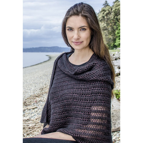 Cascade Yarns A300 Simply Shimmering Stole (Free) -  ()