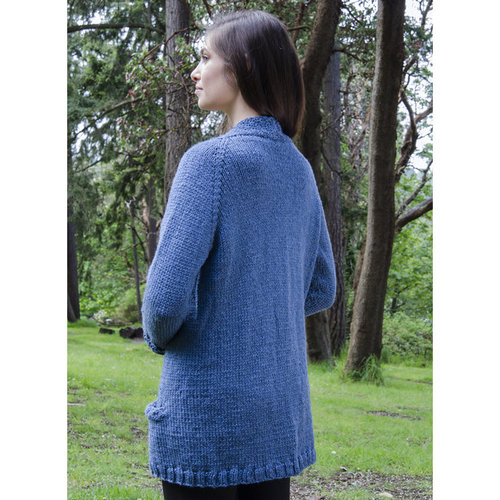 Cascade Yarns C311 Saturday Cardigan (Free) -  ()