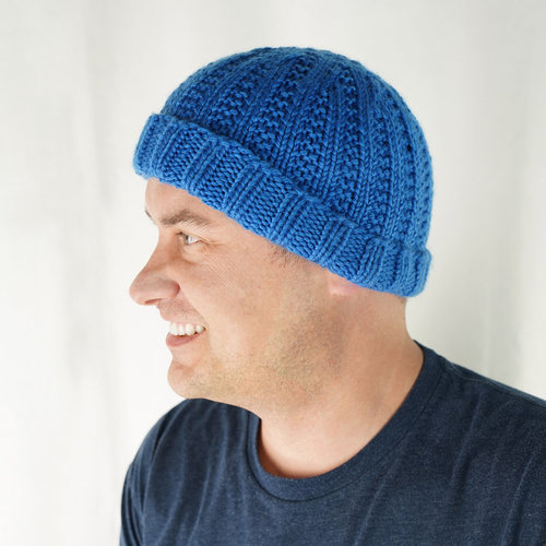 Cascade Yarns C359 Truckee River Hat (Free) -  ()