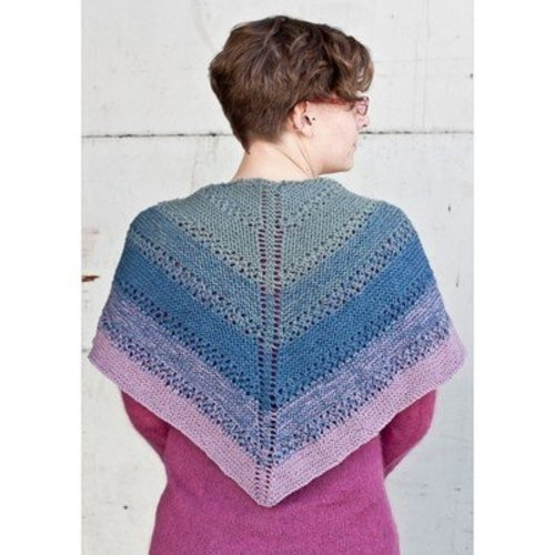 Cascade Yarns Color Shift Shawl (Free) -  ()