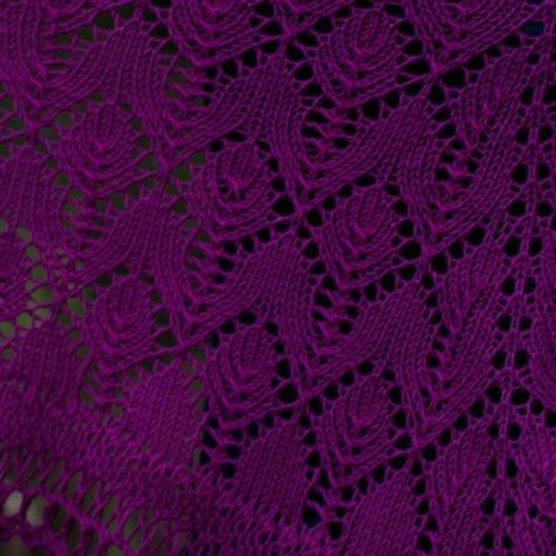 Cascade Yarns DK342 'S Wonderful Shawl (Free) -  ()