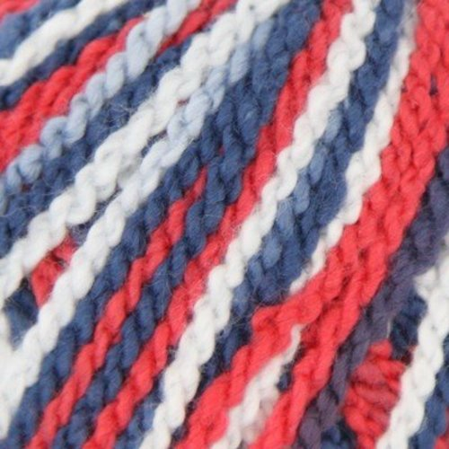 Cascade Yarns Fixation Effects & Spray Dyed - Effects-patriot (9002)