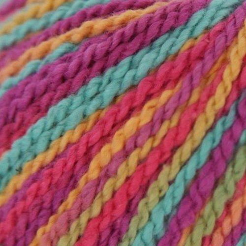 Cascade Yarns Fixation Effects & Spray Dyed - Effects-party Mix (9019)