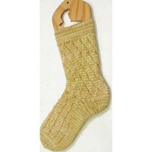 Cascade Yarns FW133 Heritage Golden Socks (Free) -  ()
