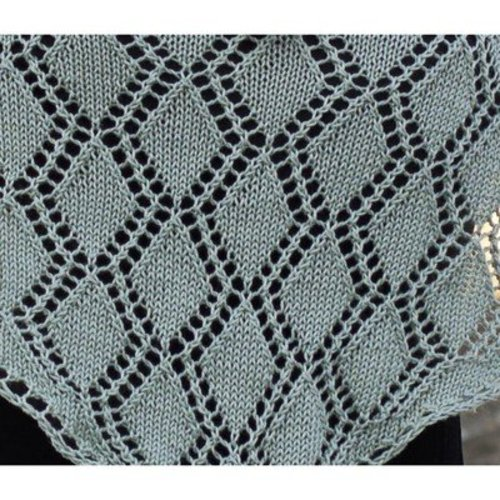 Cascade Yarns FW198 Triangular Shawl (Free) -  ()