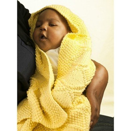 Cascade Yarns FW539 Little Treasures Baby Blanket (Free) -  ()