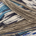 Cascade Yarns Heritage 150 Prints - Cloudy (08)