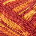 Cascade Yarns Heritage Prints - Flames (084)