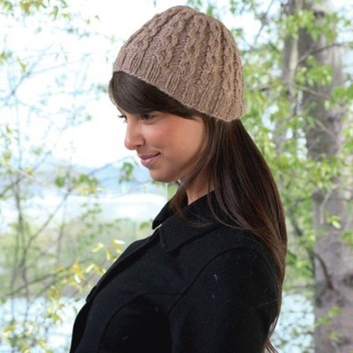 Cascade Yarns W342 Heads in the Clouds Hat (Free) -  ()
