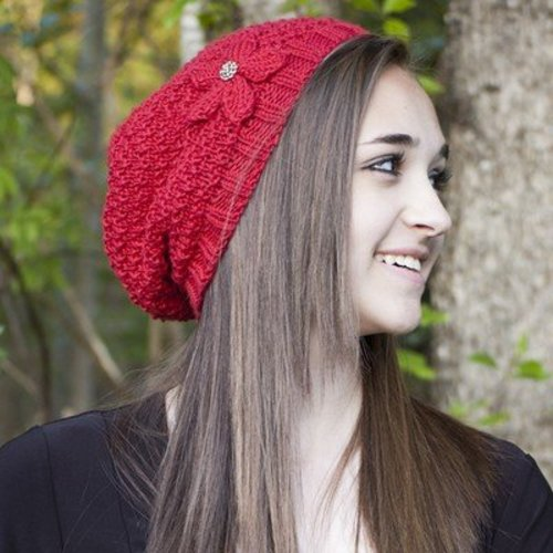Cascade Yarns W506 The Brenda Hat (Free) -  ()