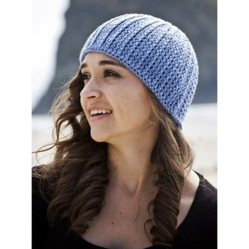 Cascade Yarns W543 Sateen Worsted Arches Hat (Free) -  ()