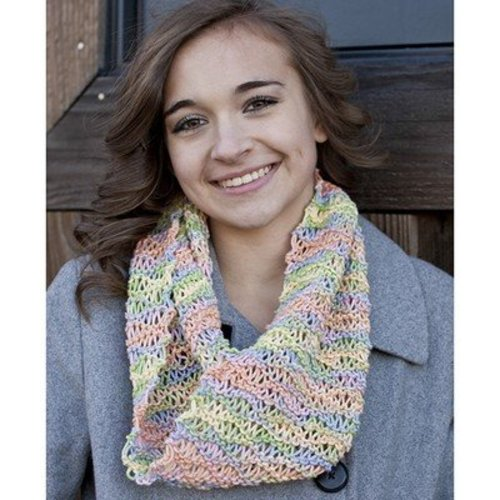 Cascade Yarns W556 The Wave Cowl (Free) -  ()