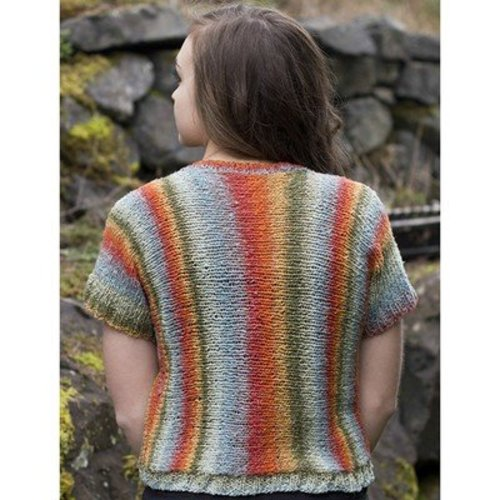 Cascade Yarns W562 Side to Side Shrug (Free) -  ()