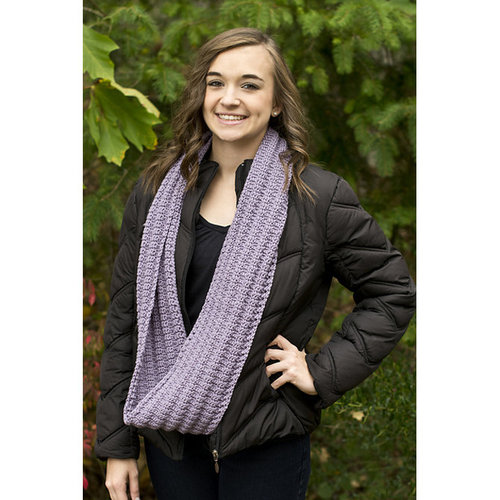 Cascade Yarns W603 Sage Bloom Scarf (Free) -  ()