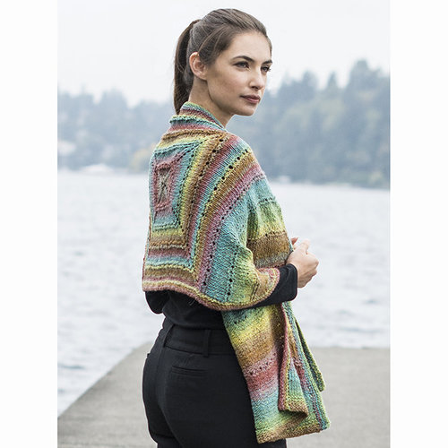 Cascade Yarns W642 Dream Weaver (Free) -  ()