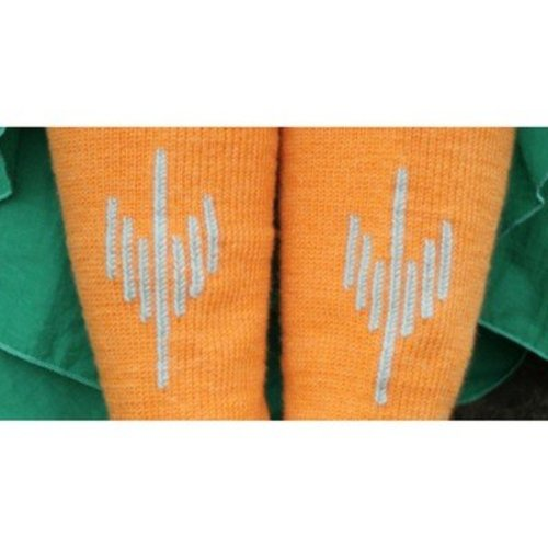 Cat Bordhi Danny's Bluebird Socks PDF -  ()
