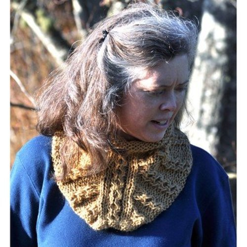 Cat Bordhi Seven Super Skills Cowl -  ()
