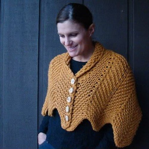 Spud & Chloe by Blue Sky Fibers Cedar Wrap (Free) -  ()