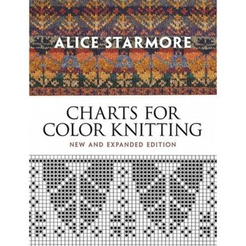 Charts for Color Knitting -  ()