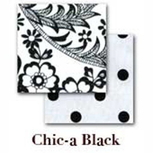 Chic.a Single Yarn Keeper - 501-1 Black (BLACK)