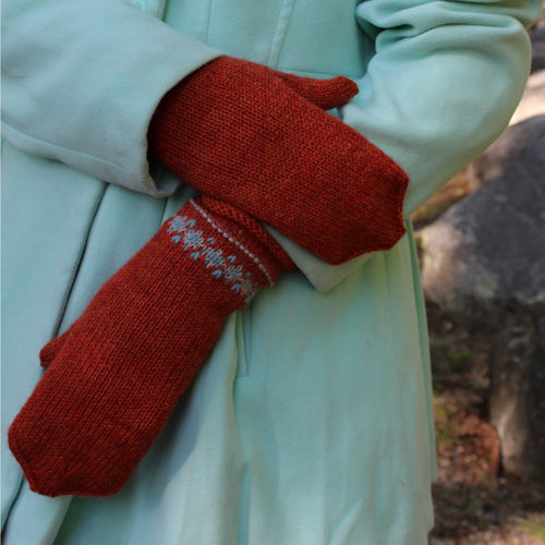 ChickenBetty Sturbridge Mittens PDF -  ()