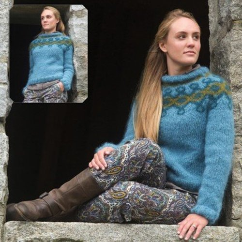 Classic Elite Yarns 1312 Cathedral - Download (1312PDF)