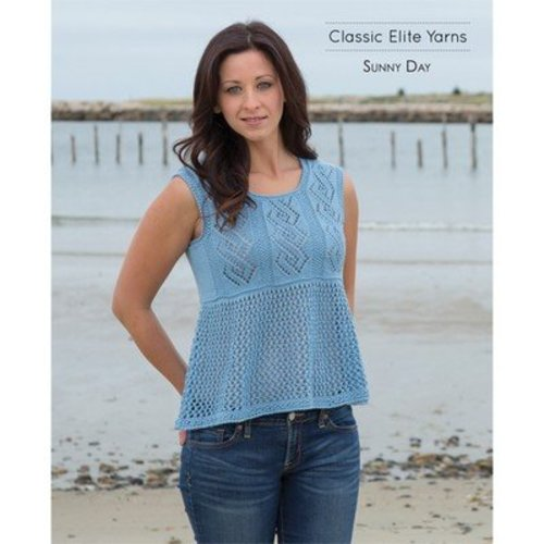 Classic Elite Yarns 1402 Sunny Day - Download (1402PDF)