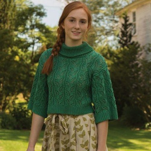 Classic Elite Yarns 1403 Georgie PDF -  ()