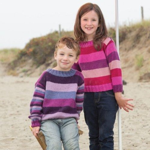 Classic Elite Yarns 1405 Stripey PDF -  ()