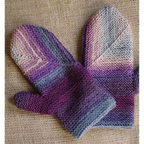 Classic Elite Yarns 1417 Mitered Mittens PDF -  ()