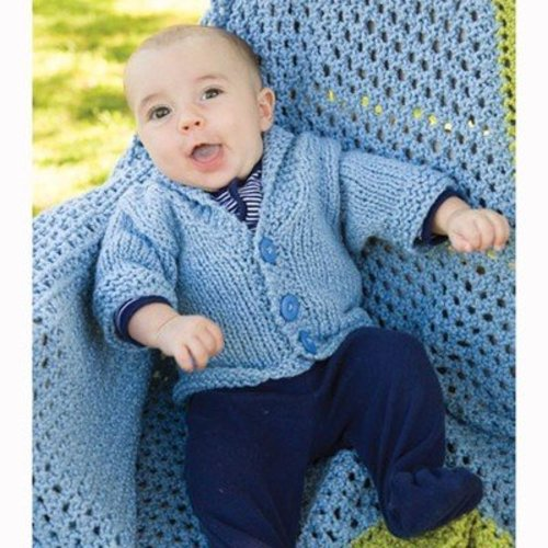 Classic Elite Yarns 1504 Benjamin and Betty Ann PDF -  ()